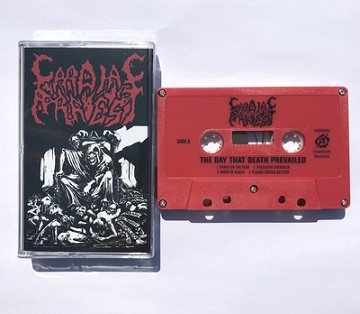 CARDIAC ARREST - THE DAY THAT DEATH PREVAILED (CASSETTE)
