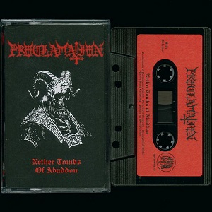 PROCLAMATION - NETHER TOMBS OF ABADDON (CASSETTE)