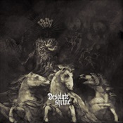 DESOLATE SHRINE - THE HEART OF THE NETHERWORLD (VINYL)