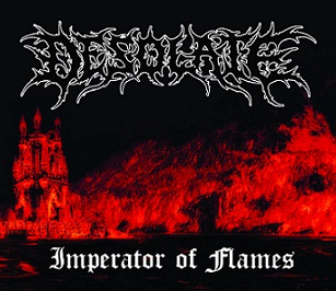 DESOLATE - IMPERATOR OF FLAMES (CASSETTE)