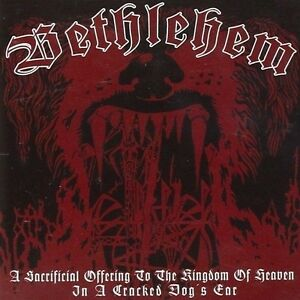 BETHLEHEM - A SACRIFICIAL OFFERING... (CD)